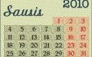 Kalendorius 2010 - iš arčiau